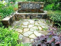 Different Garden Ideas Pebble Rock Garden Designs Small Landscaping Stones Landscape