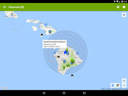Kahului Airport Map Volcanoes Map Alerts Ash Clouds U0026 News Android Apps On Google