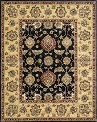 Black Gold Rug Black And Gold Rug Express More Elegant Looked With Black And