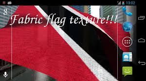 Flag For Trinidad And Tobago 3d Trinidad U0026 Tobago Flag Lwp Android Apps On Google Play