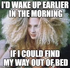 Bad Hair Day Meme - image tagged in bad hair day imgflip