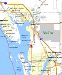 punta gorda fl map bsgac directions by car