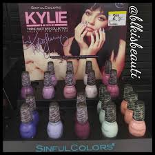 new sinful colors kylie jenner trend matters collection ext nail