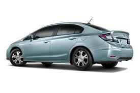 2015 honda civic hybrid overview cars com