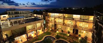 hotel rockaway on playa zicatela resort in puerto escondido mexico
