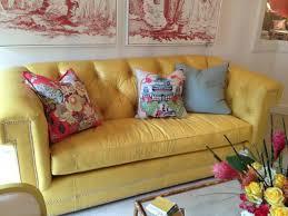Yellow Leather Sofa Best 25 Yellow Leather Sofas Ideas On Pinterest Leather Sofa
