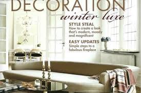 Modern Interior Design Magazines by Interior Design Magazines