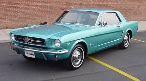 1965 mustang 289 horsepower mustang specs 1964 65 ford mustang