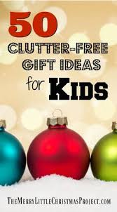experience based gifts clutter gift and parents