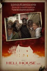 the horrors of halloween hell house llc 2015 trailer poster