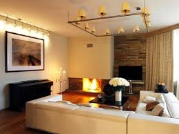 Pretty Cool Lighting Ideas For Contemporary Living Room - Living room lighting design