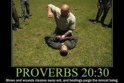 bible quotes women evil diying