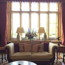 the morning room at cowdray house midhurst with country house