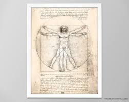 Leonardo Da Vinci Human Anatomy Drawings Human Anatomy Etsy
