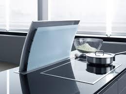 hotte de cuisine centrale hotte aspirante verticale cuisine 1494839682 ambiance zena cuisson