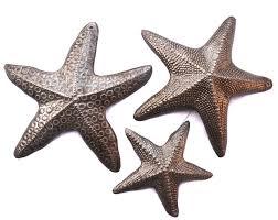 starfish haiti metal art recycled steel drum beach theme home