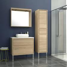 siege baignoire leroy merlin meuble de salle de bains de 80 à 99 marron leroy merlin