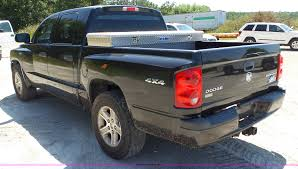 Dodge Dakota Truck Bed - 2010 dodge dakota crew cab pickup truck item bm9669 sold