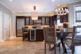 contemporary living kitchen remodel in rochester ny concept ii