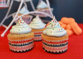 cotton candy cupcakes guest post by the land of milk u0027n u0027 cookies