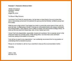 Character Reference Format Resume 10 A Letter To A Friend Format Kozanozdra