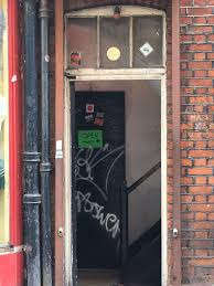 these are the soho flats in the prostitution racket from which