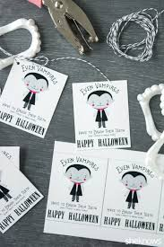skip candy without being a buzzkill with an adorable halloween