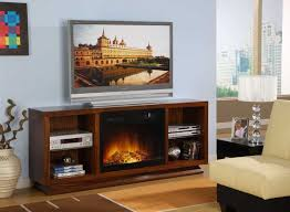 fireplace with tv binhminh decoration