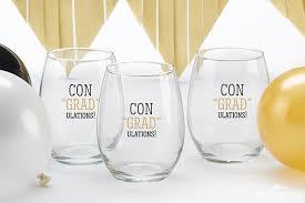 graduation wine glasses 6 designs and ideas for an amazing graduation party kate aspen