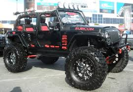 jeep yj custom 4 door custom jeep wrangler rubicon i would love to take this on