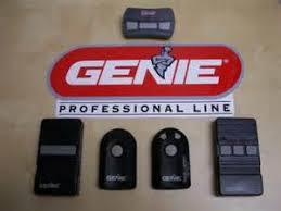How To Reprogram Genie Garage Door Keypad by Garage Genie Intellicode Garage Door Opener Remote Home Garage