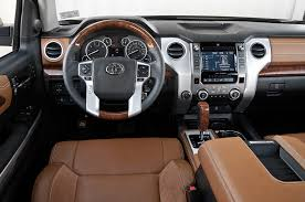 toyota motors for sale 2014 toyota tundra 1794 edition crewmax 4x4 first test motor trend