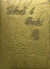 school annuals online 1949 fairmount high school yearbook online fairmount in classmates