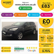 used ford kuga cars for sale in liverpool merseyside motors co uk