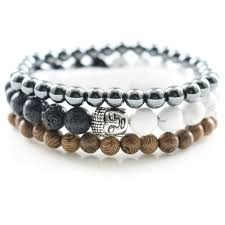 bead bracelet styles images Buddha prayer beads bracelets 3pcs set various styles zenup jpg