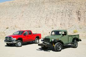 dodge truck power wagon the dodge power wagon proves that is best