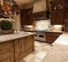L Shaped Country Kitchen Designs by Country Kitchen With Custom Hood By Home Stratosphere Zillow