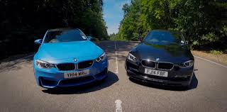 Bmw M3 2015 - 2015 bmw m3 reviewed against a diesel alpina d3 autoevolution