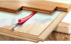 warmboard radiant heat subfloor green products green building