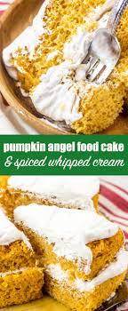 pumpkin food cake recipe with spiced topping