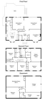 center colonial floor plan plan 19580jf traditional center colonial center