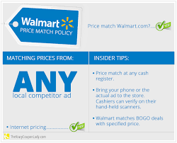 price match amazon black friday 5 mistakes couponers make at walmart the krazy coupon lady