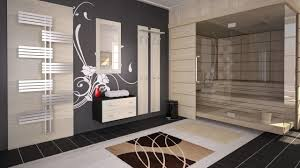 Contemporary Hallway Furniture by Alessi Hall Solution Set Standard High Gloss Carcass