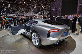 maserati alfieri black maserati alfieri entering production right after the levante suv
