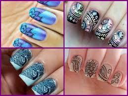 beautiful nail art 30 ideas in asian style youtube