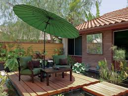 13 Patio Umbrella by Treasure Garden 10 U0027 Shanghai Aluminum Round Collar Tilt Crank Lift