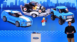 lego honda accord ford and lego develop mustang f 150 raptor sets