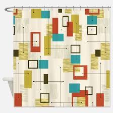modern shower curtains cafepress