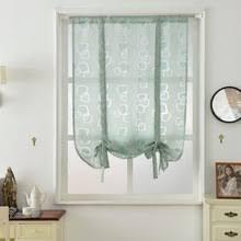 Kitchen Valance Curtains by Popular Kitchen Valance Styles Buy Cheap Kitchen Valance Styles