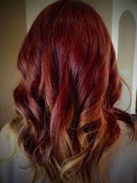 Red Hair Color With Highlights Pictures Red And Dark Brown Hair Dark Reddish Brown Hair Color With